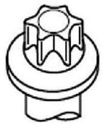 Комплект болтов головки цилидра GOETZE ENGINE 2201334B