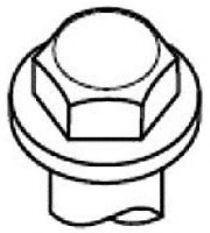 Комплект болтов головки цилидра GOETZE ENGINE 2201310B