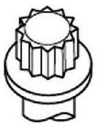 Комплект болтов головки цилидра GOETZE ENGINE 2279005B