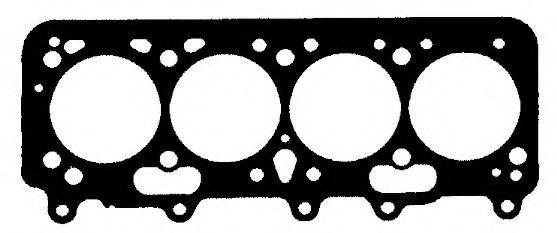 Прокладка, головка цилиндра GOETZE ENGINE 3002516820