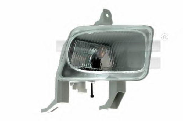 Фара противотуманная TYC 195327052