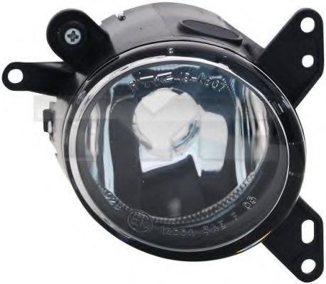 Фара противотуманная TYC 19-0808-01-9