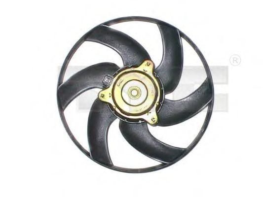 Вентилятор охлаждения двигателя TYC 8051002