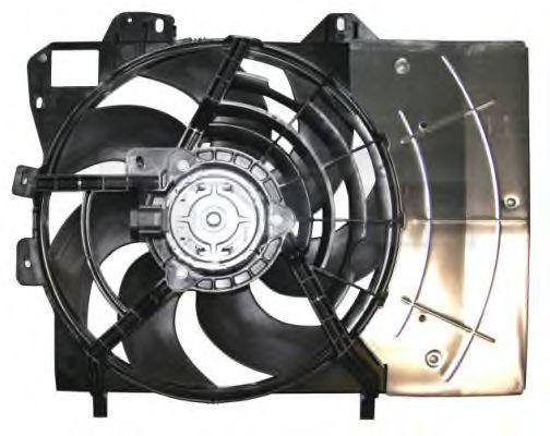 Вентилятор охлаждения двигателя TYC 8051004