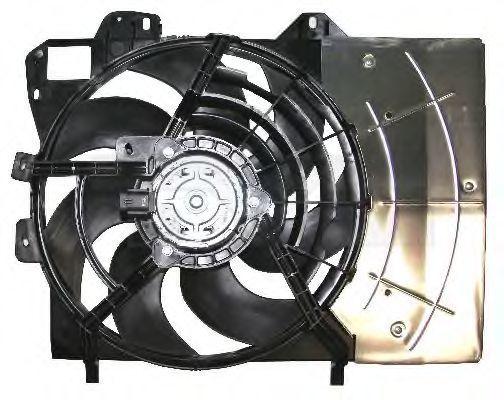 Вентилятор охлаждения двигателя TYC 8050011