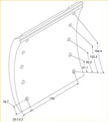Купить Накладки тормозные FERODO K191920F3504