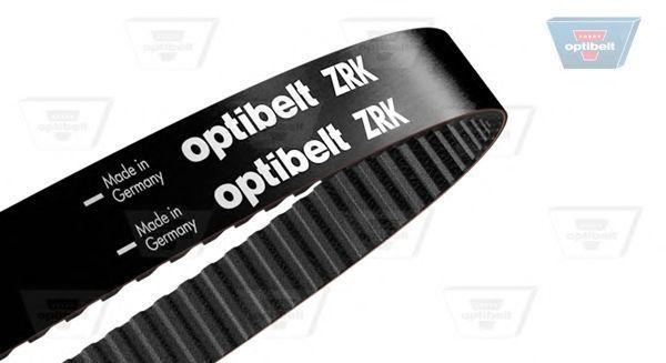 Ремень ГРМ OPTIBELT ZRK1166