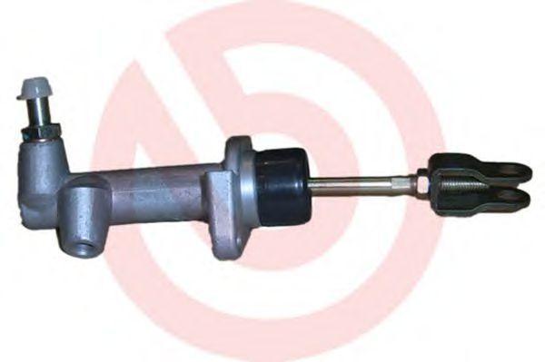Главный цилиндр, система сцепления BREMBO C15001