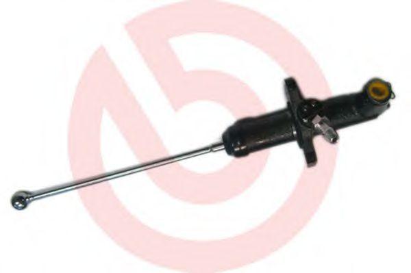 Главный цилиндр, система сцепления BREMBO C23025