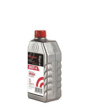 Купить Тормозная жидкость DOT4 500мл BREMBO L04005