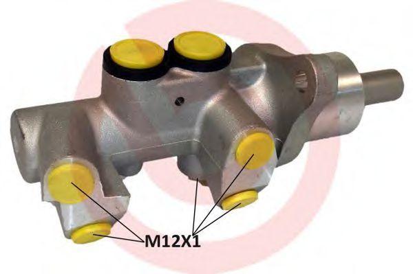 Главный тормозной цилиндр BREMBO M06027