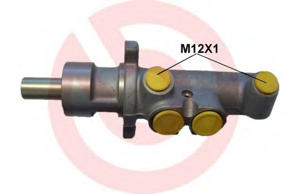 Главный тормозной цилиндр BREMBO M24069