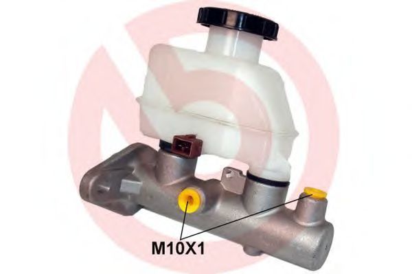 Главный тормозной цилиндр BREMBO M30011