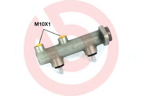 Главный тормозной цилиндр BREMBO M85041
