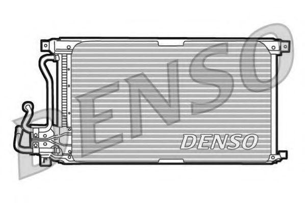 Радиатор кондиционера DENSO DCN10011