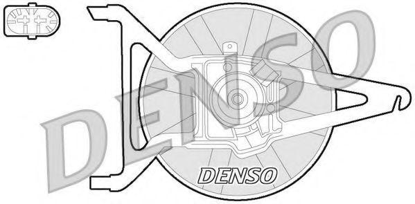 Вентилятор, охлаждение двигателя DENSO DER21020