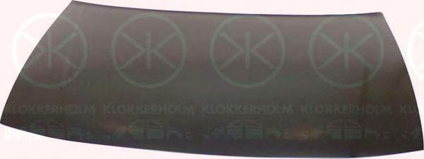 Капот двигателя KLOKKERHOLM 0015280