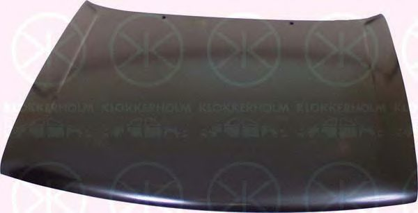 Капот двигателя KLOKKERHOLM 00 16 28 0