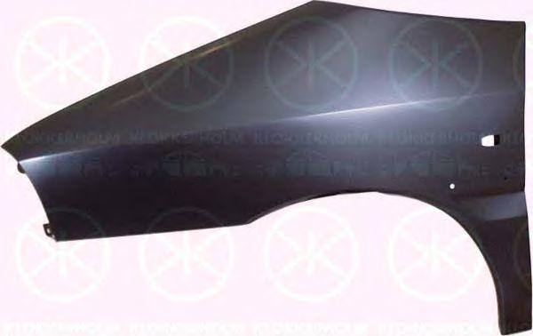 Крыло переднее KLOKKERHOLM 2036312