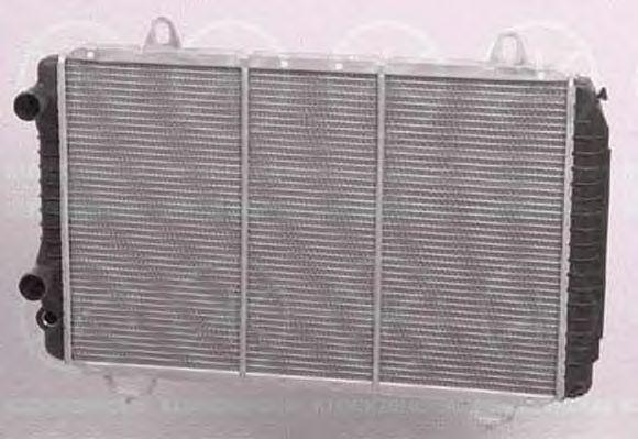 Радиатор, охлаждение двигателя KLOKKERHOLM 2096302112