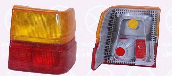 Задний фонарь KLOKKERHOLM 00110722