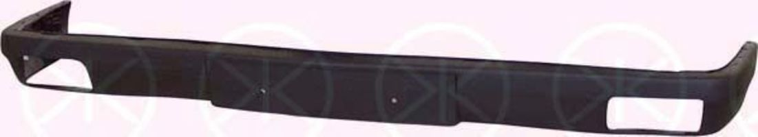 Бампер передний KLOKKERHOLM 0011901