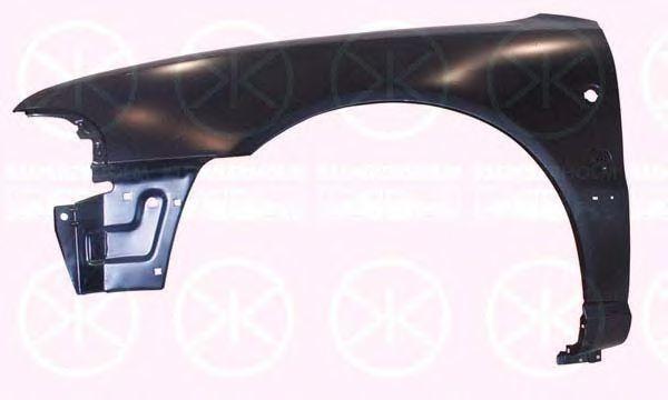 Крыло переднее KLOKKERHOLM 0018312