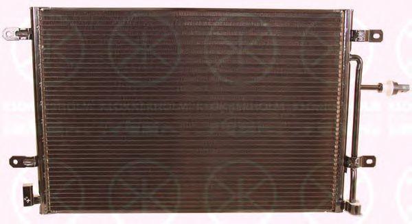 Конденсатор, кондиционер KLOKKERHOLM 0028305238