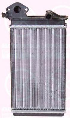 Теплообменник, отопление салона KLOKKERHOLM 9557306062