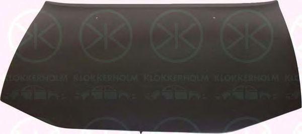 Капот двигателя KLOKKERHOLM 6409280A1