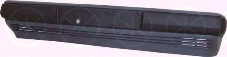 Бампер передний KLOKKERHOLM 3526901