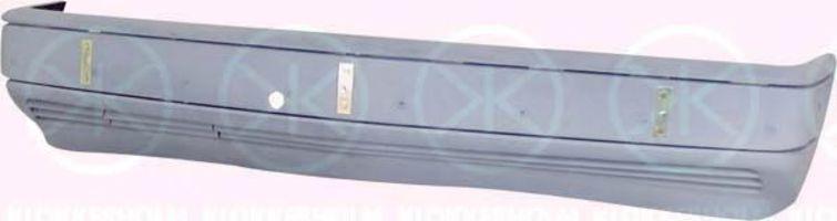 Бампер передний KLOKKERHOLM 3526903