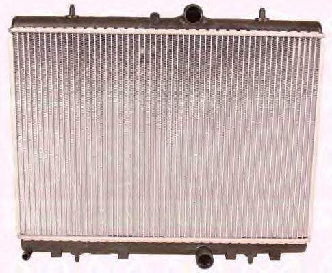 Радиатор, охлаждение двигателя KLOKKERHOLM 5514302267