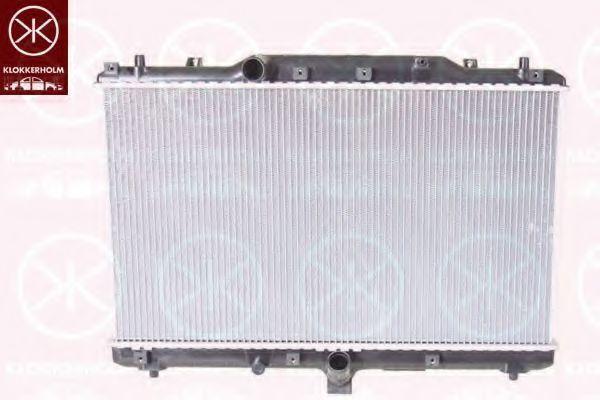 Радиатор, охлаждение двигателя KLOKKERHOLM 6835302086