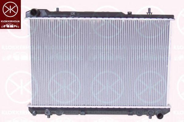 Радиатор, охлаждение двигателя KLOKKERHOLM 1151302298