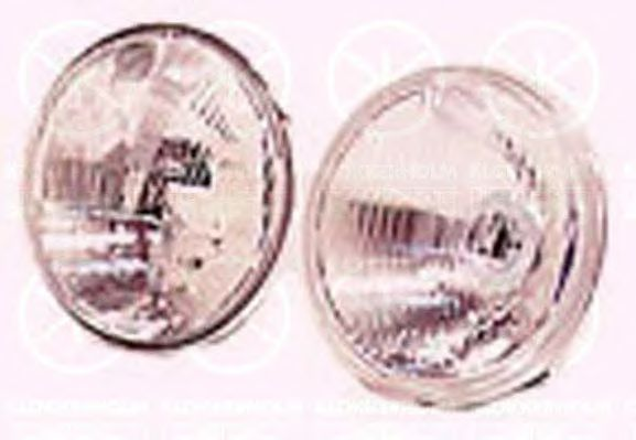 Основная фара KLOKKERHOLM 96000115A1