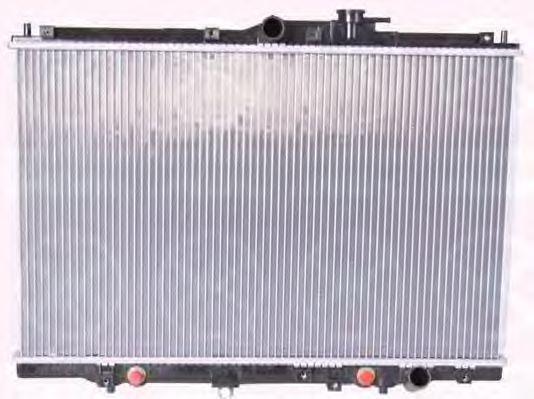 Радиатор, охлаждение двигателя KLOKKERHOLM 2960302110