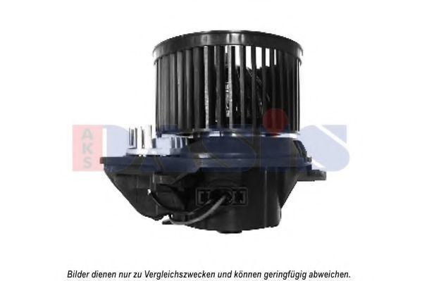 Электродвигатель, вентилятор радиатора AKS DASIS 068240N