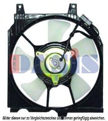Вентилятор, охлаждение двигателя AKS DASIS 078053N