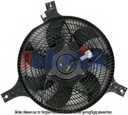 Вентилятор, конденсатор кондиционера AKS DASIS 078062N
