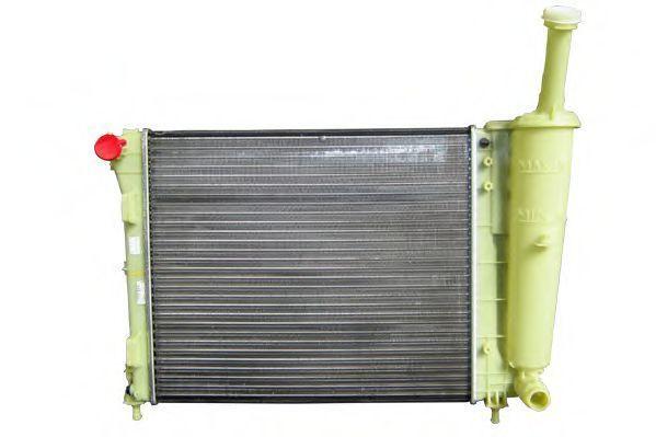 Радиатор, охлаждение двигателя AKS DASIS 080008N