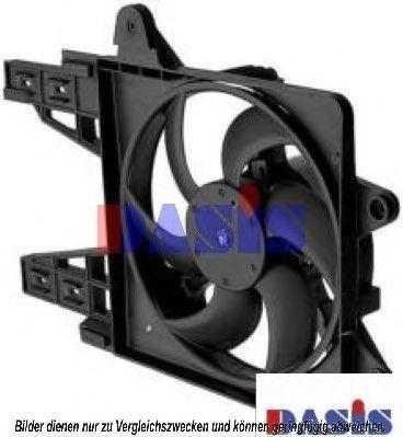 Вентилятор, охлаждение двигателя AKS DASIS 088260N