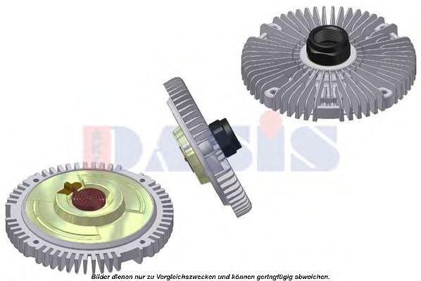 Сцепление, вентилятор радиатора AKS DASIS 098015N