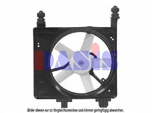 Вентилятор, охлаждение двигателя AKS DASIS 098044N