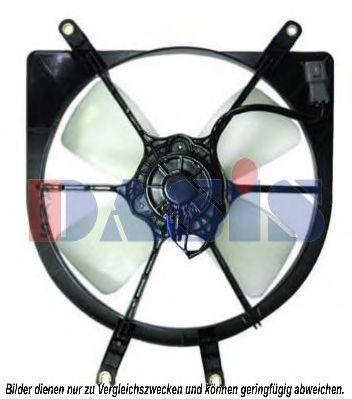 Вентилятор, охлаждение двигателя AKS DASIS 108003N