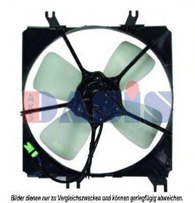 Вентилятор, охлаждение двигателя AKS DASIS 108020N