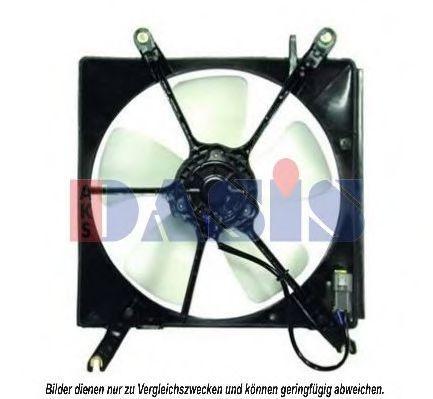 Вентилятор, охлаждение двигателя AKS DASIS 108021N