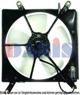 Вентилятор, охлаждение двигателя AKS DASIS 108022N