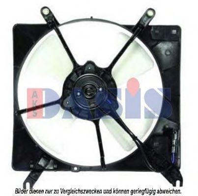 Вентилятор, охлаждение двигателя AKS DASIS 108023N