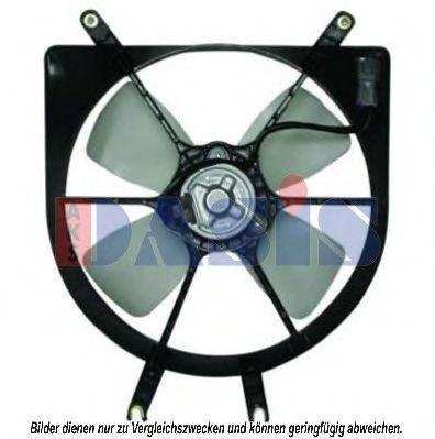 Вентилятор, охлаждение двигателя AKS DASIS 108024N